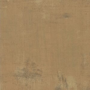 Moda Fabric Stiletto Grunge Caramel