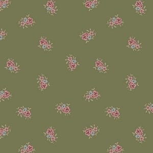 Base Image of Stof Bella Rosa Quilting Fabric 4500-109