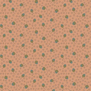 Base Image of Anni Downs Garden Whimsey Quilting Fabric 4703-488