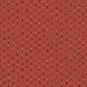 Base Image of Anni Downs Celebrating Christmas Quilting Fabric 4790-395