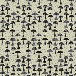 Base Image of Stof Quilting Fabric Rocky Raccoon 4500-916