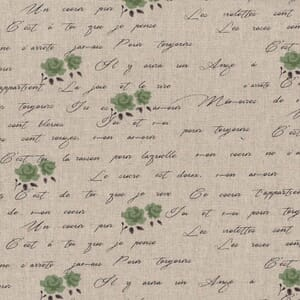 Base Image of Stof Extra Wide 60 Inch Fabric Shabby Chic 18-143