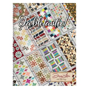 Moda Tabletastic 20x Table Runners & Toppers Pattern