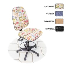 Small Image of Horn Tall Hobby Chair