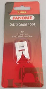 Janome Ultra Glide Foot - Category D For 9mm Max Stitch Width Machines