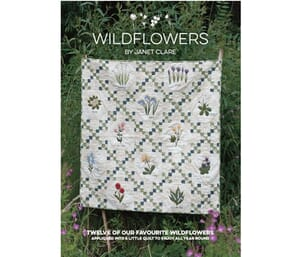Small Image of Wildflowers Book By Janet Clare