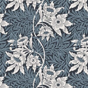 William Morris Fabric Collection V And A Tulip And Willow