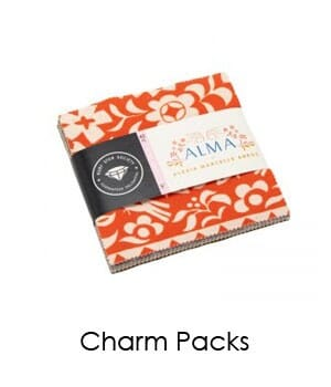 Charm Pack Fabric Squares