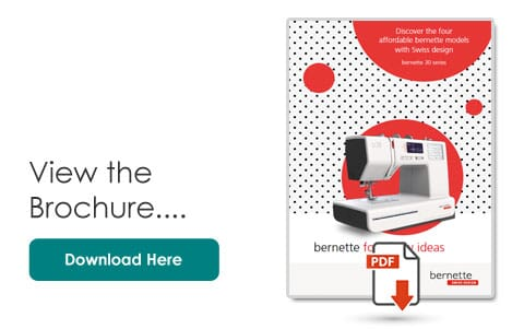 Bernette B33 Product Brochure