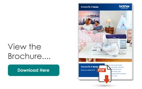 Brother Innov-is F440E Product Brochure