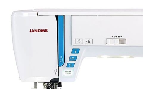 Janome Atelier 7 Feature 1