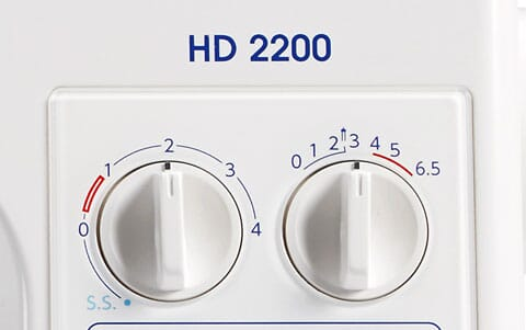 Janome HD2200 Feature 1