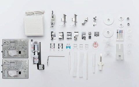 Janome M7 Continental Feature 5