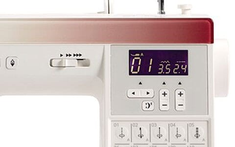Janome Sewist 740DC Feature 1