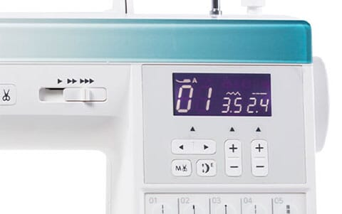 Janome Sewist 780DC Feature 1